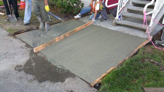 Concrete Repair Olympia